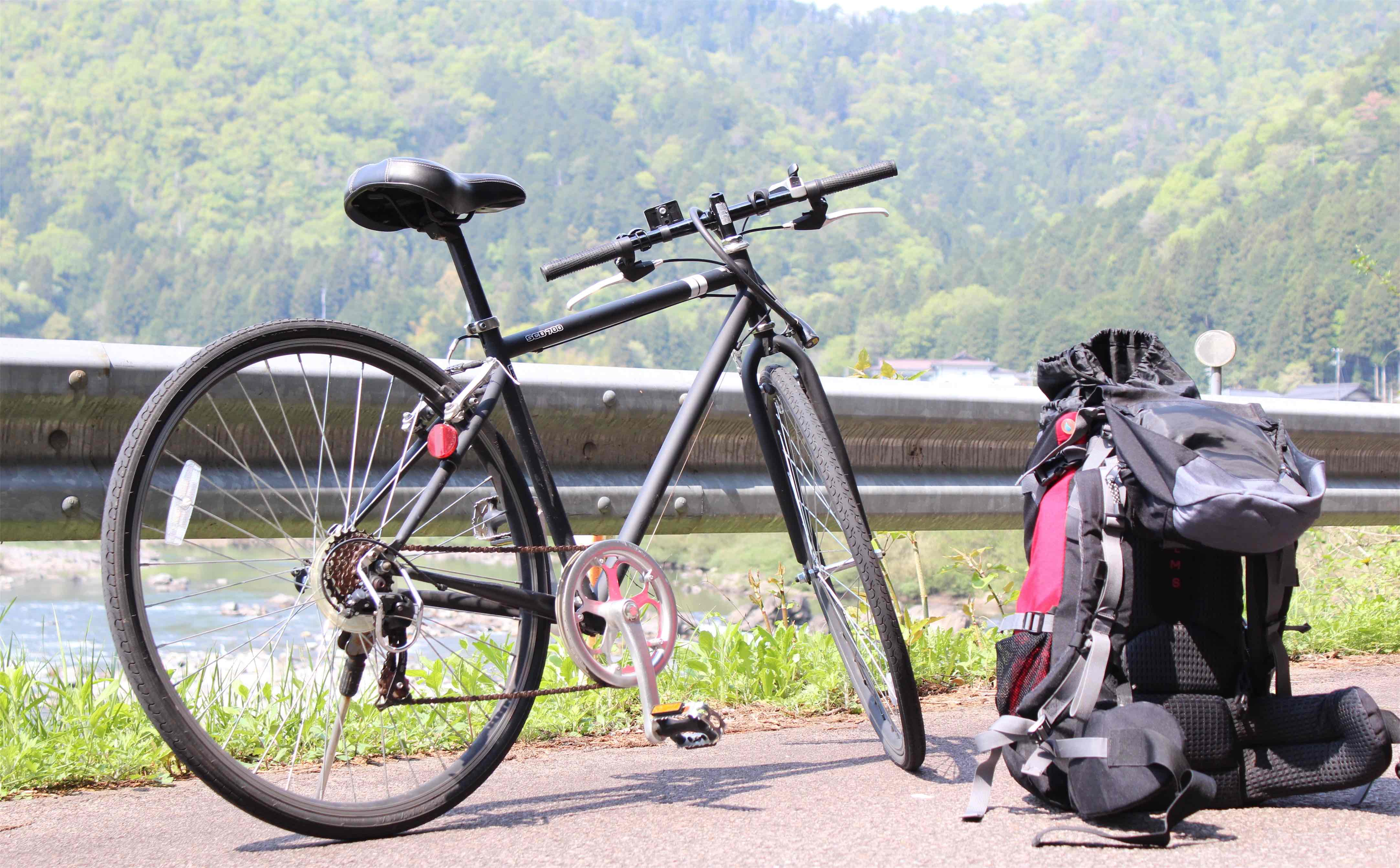 自転車がかっこよく撮れたパート3